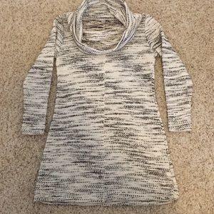 Ann Taylor Loft knit sweater dress
